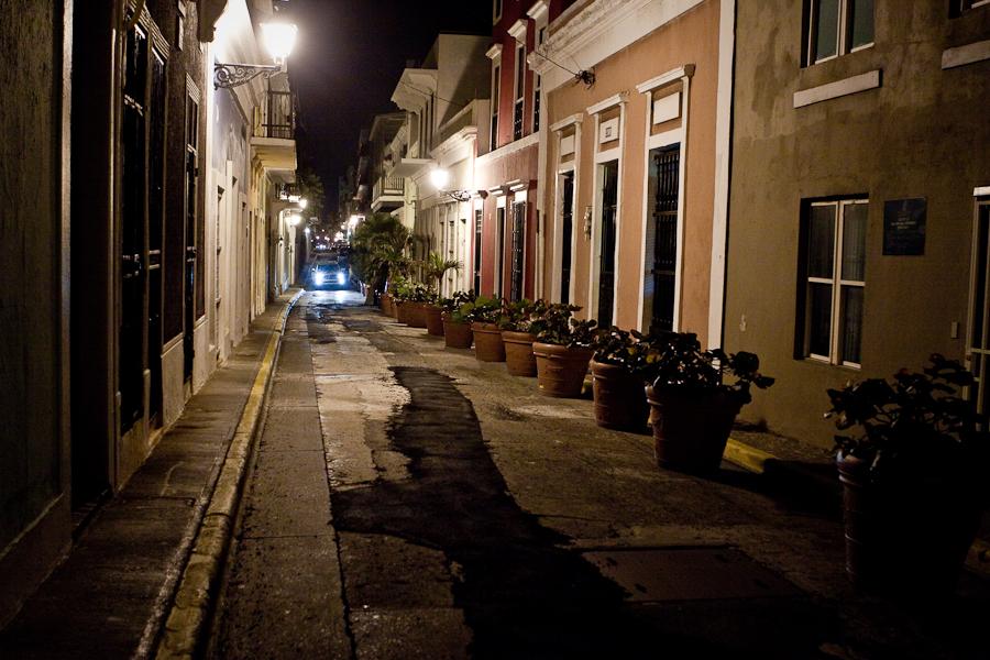 Old San Juan Sidestreet