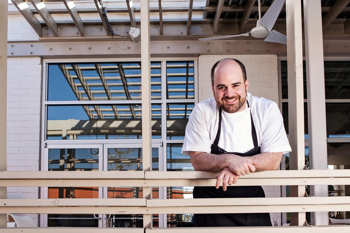 Todd Ginsburg, Atlanta Chef