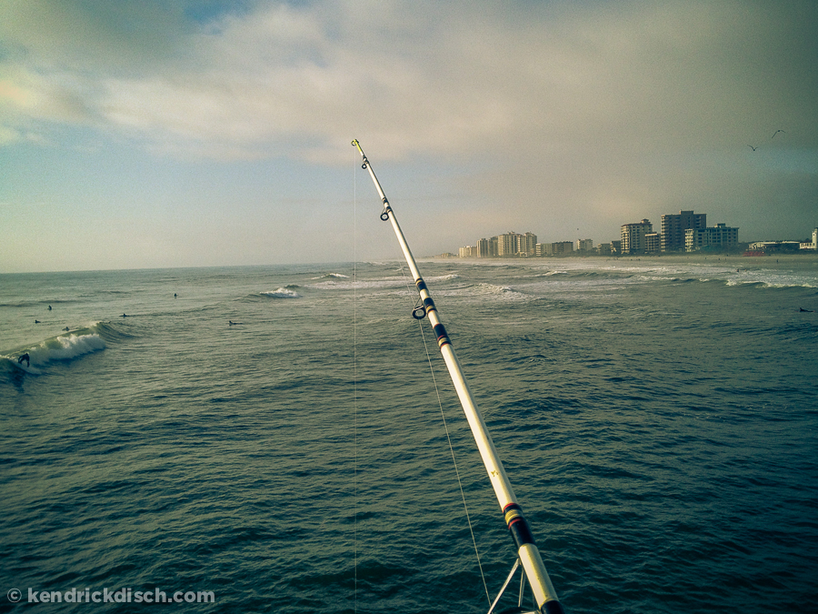 Pier Fishing in Jacksonville, Florida