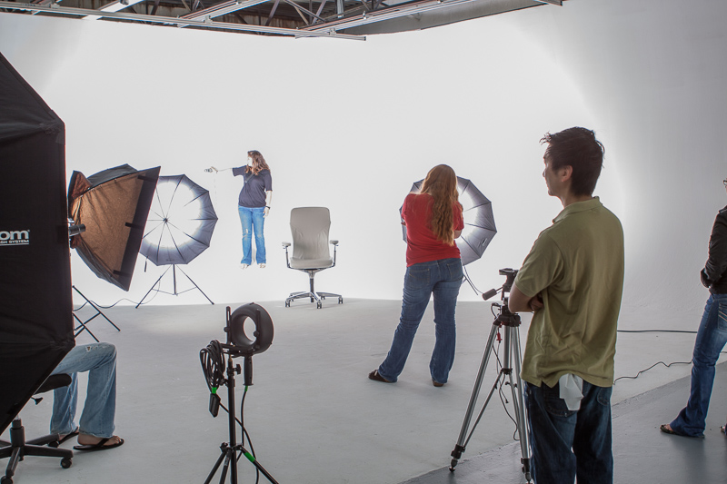 2009 - Learning how to light stuff with studio strobes