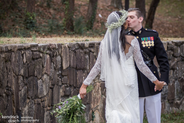 Atlanta Wedding Photographer   Kendrick DIsch  