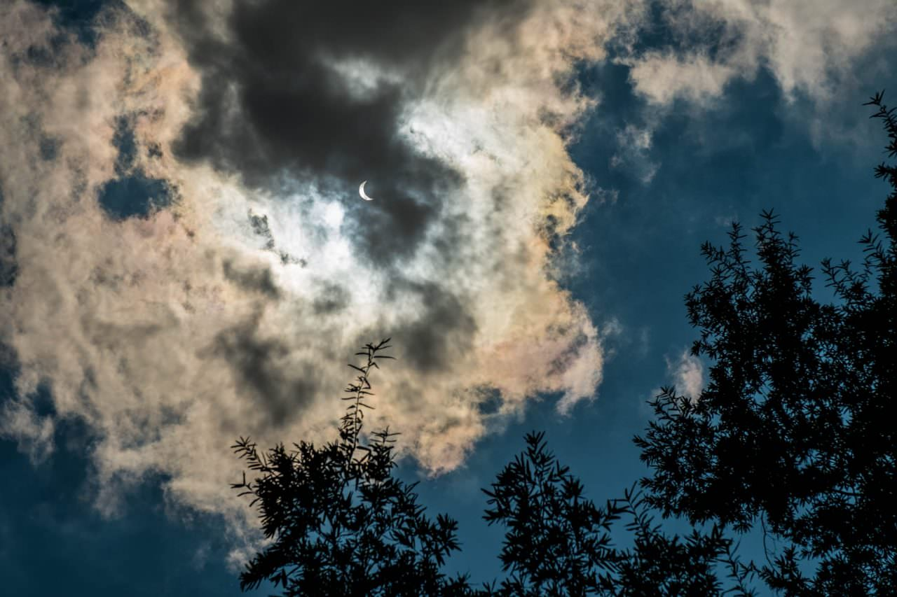 Solar Eclipse 2017 in Atlanta