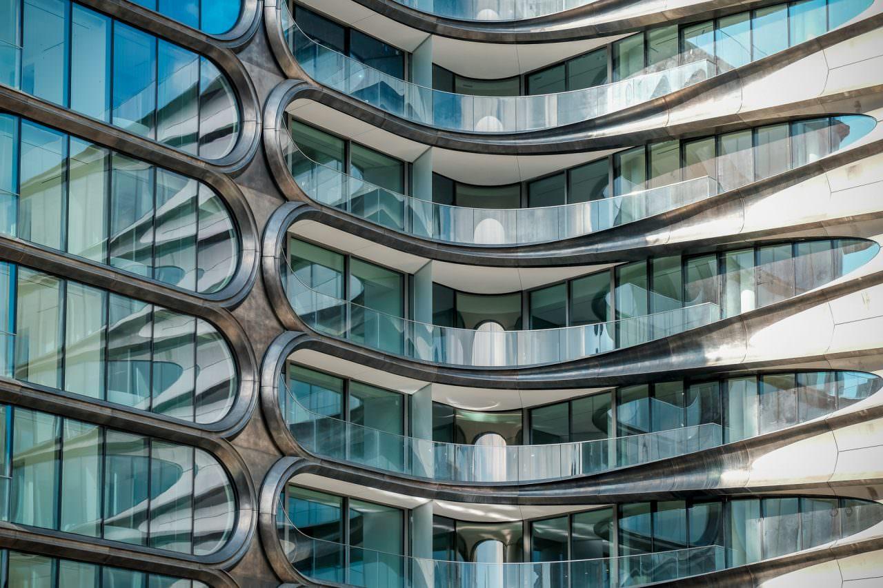 New Art Deco building in New York City